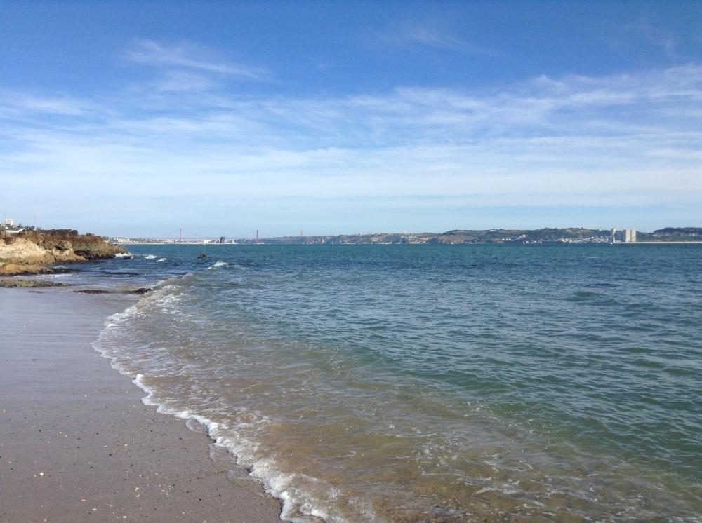 Plaža v Caxiasu