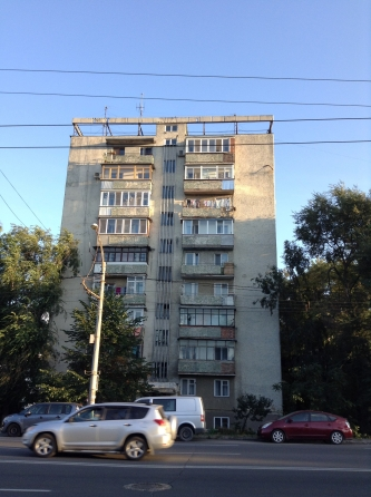 Chisinau architecture