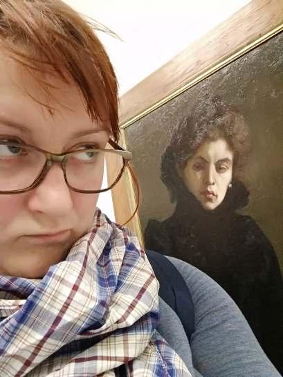 Andreja in portret zene
