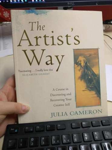 Umetnikova pot